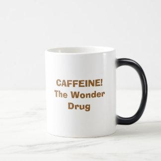 KOFFEIN! Die Wunder-Droge Verwandlungstasse