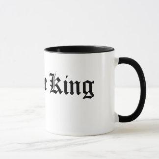 Koffein-König Coffee Mug Tasse