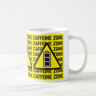 Koffein-Power Kaffeetasse