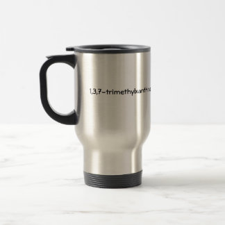 Koffein Reisebecher