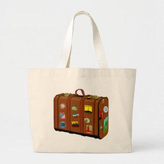Koffer Jumbo Stoffbeutel
