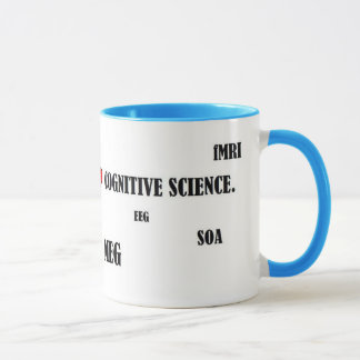 Kognitionswissenschafts-Tasse Tasse