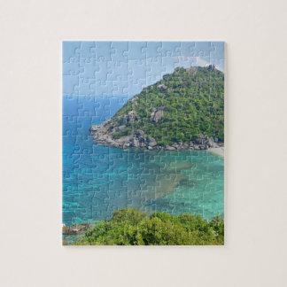 KOH Tao Thailand Puzzle