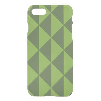 Kohl-Grün-Pfeil-Muster geometrisch iPhone 8/7 Hülle