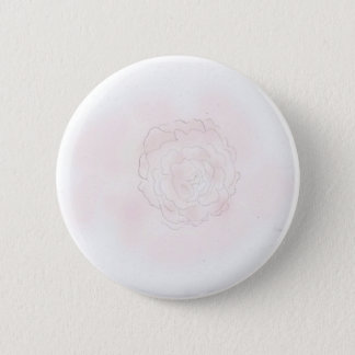 Kohl-Rosen-Entwurf Runder Button 5,7 Cm