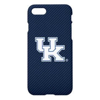 Kohlenstoff-Faser-Muster Kentuckys | BRITISCHES iPhone 8/7 Hülle