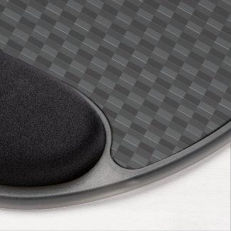 Kohlenstoff-Faser-verstärktes Polymer Gel Mousepad
