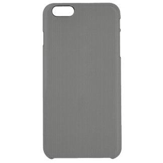 Kohlenstofffaser Muster Durchsichtige iPhone 6 Plus Hülle