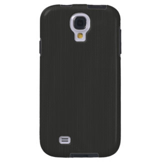 Kohlenstofffaser Muster Galaxy S4 Hülle
