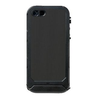 Kohlenstofffaser Muster Incipio ATLAS ID™ iPhone 5 Hülle