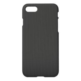 Kohlenstofffaser Muster iPhone 7 Hülle