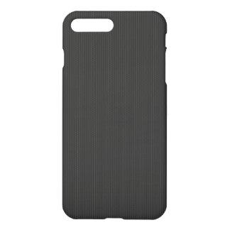 Kohlenstofffaser Muster iPhone 7 Plus Hülle