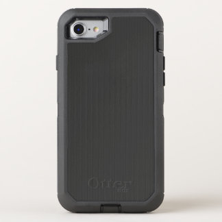 Kohlenstofffaser Muster OtterBox Defender iPhone 7 Hülle
