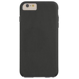 Kohlenstofffaser Muster Tough iPhone 6 Plus Hülle
