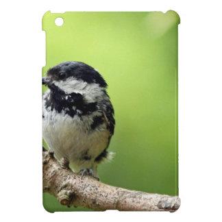 Kohletit-Vogel auf einer Niederlassung iPad Mini Hülle