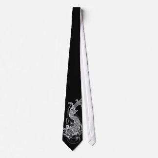 Koi B&W Krawatte