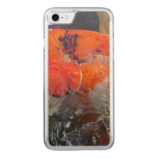 Koi Carved iPhone 8/7 Hülle