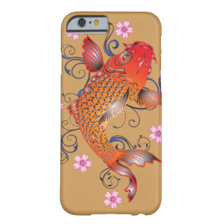 Koi Fische Barely There iPhone 6 Hülle
