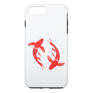 Koi Fische iPhone 8 Plus/7 Plus Hülle