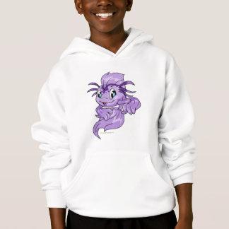Koi lila hoodie