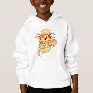 Koi Orange Hoodie