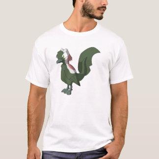 Koi Reptilian-Vogel - Lachssushi T-Shirt