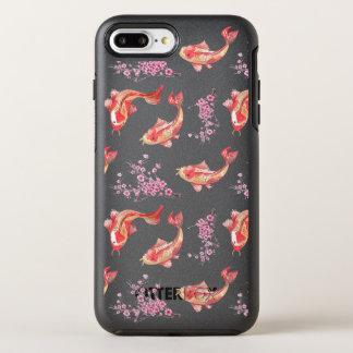 Koi Teich OtterBox Symmetry iPhone 8 Plus/7 Plus Hülle
