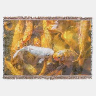 Koi Teich-Wurfs-Decke Decke