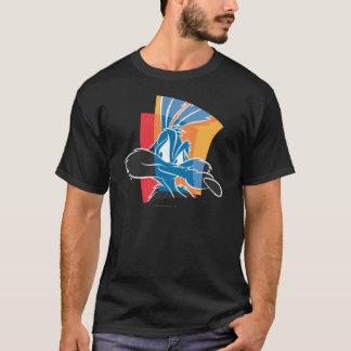 Kojote ausdrucksvolle 22 des Wile-E T-Shirt