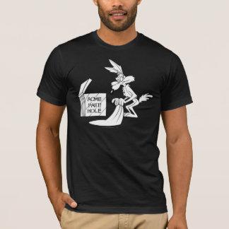 Kojote-Gipfel-Produkte 7 des Wile-E T-Shirt