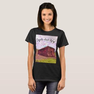 Kojote ist nicht hässliches T-Shirt durch