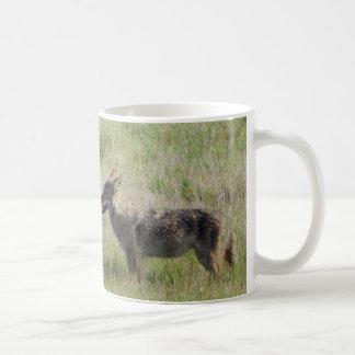 Kojote-Treffen Kaffeetasse