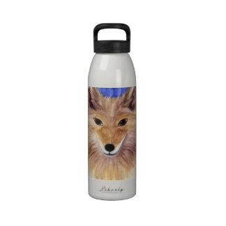 Kojote-Wasser-Flasche Wiederverwendbare Wasserflaschen