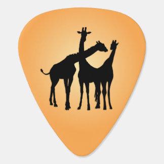 Kokette Giraffe Plektrum