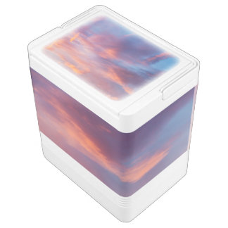 koketter Himmel Kühlbox