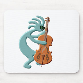 Kokopelli Cello Mousepad