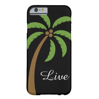 Kokosnuss-Baum-Telefon-Kasten Barely There iPhone 6 Hülle