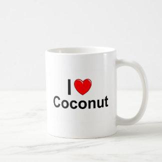 Kokosnuss Kaffeetasse