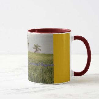 Kokosnuss-Lagune Tasse