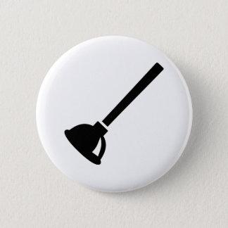 Kolbenklempner Runder Button 5,1 Cm