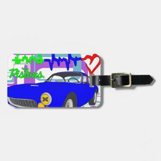 Kolbenleidenschafts-Liebe F250Lusso Gepäckanhänger