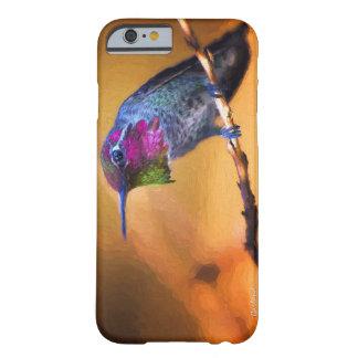 Kolibri auf Niederlassung Barely There iPhone 6 Hülle