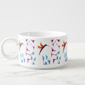 Kolibri-Blumen Kleine Suppentasse