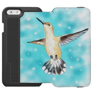 Kolibri-Himmel Incipio Watson™ iPhone 6 Geldbörsen Hülle