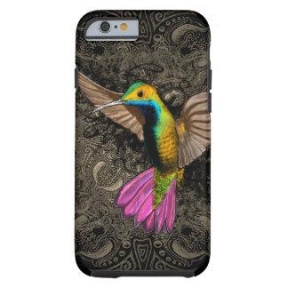 Kolibri im Flug Tough iPhone 6 Hülle