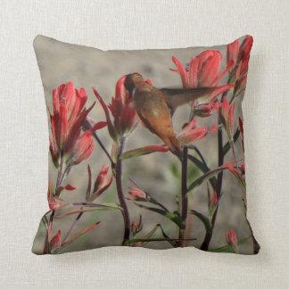 Kolibri-Kardinal flw. Kissen