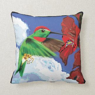 Kolibri Kissen