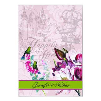 Kolibri-Magnolien UAWG Karte 8,9 X 12,7 Cm Einladungskarte