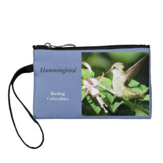Kolibri-Münzen-Geldbeutel Münzbeutel