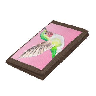 Kolibri-rosa Buntglas